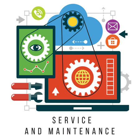 Service and Maintainance